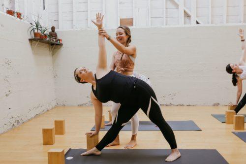 1:1 Yoga Study
